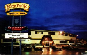 New Mexico Farmington Rimrock Motor Inn