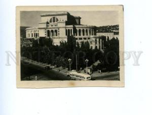 147913 Armenia YEREVAN Opera House Erevan photo POSTCARD