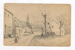 Le Village de Rhode-Ste-Genese, Belgium, 00-10s