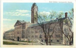 Linen of Staff College Leavenworth Kansas KS