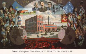 NEW BERN , North Carolina , 40-60s ; Pepsi-Cola Soda Plant ; #2