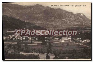 Old Postcard Argeles Gazost general view