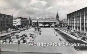 Paradeplatz Mannheim Germany Unused
