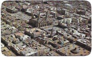 Mexico Guadalajara. Air View. Used. Stamped.