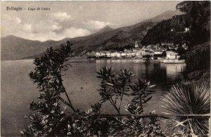 CPA Bellagio Lago di Como . ITALY (541011)