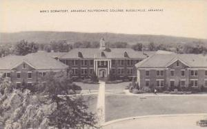 Arkansas Russellville Arkansas Polythechnic College Mens Dormitory Artvue