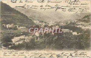 Postcard Old VALS General view