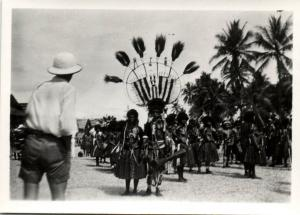 Papua New Guinea, Real Photo Native Papuas (1930s) RP (01)