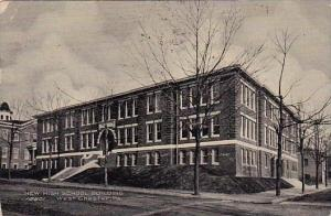 New High School Building West Chester Pennsylvania 1908
