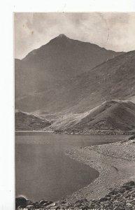 Wales Postcard - Llyn Llydaw and Snowdon      ZZ3287
