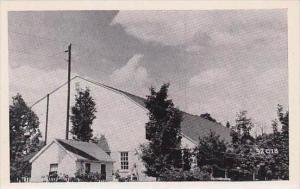 Kentucky Bullitt County The New Tabernacle on the Campground Dexter Press