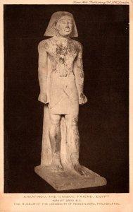Pennsylvania Philadelphia University Of Pennsylvania Museum Khen-Nou The Uniq...