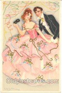 Artist Sofia Chiostri, also known as (Fofi), (Italy) Series 224 Unused