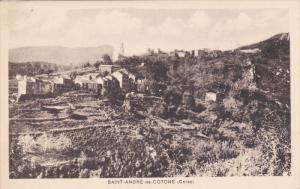 Panorama, SAINT ANDRE DE COTONE (Haute Corse), France, 1900-1910s