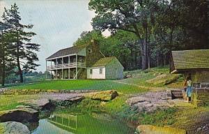 Pennsylvania Butler The Old Stone House 1966