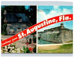 Florida  St. Augustine GREETINGS