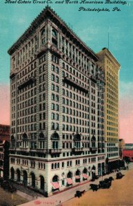 USA Real Estate Trust Co and North American Building Philadelphia 03.81
