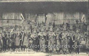 Danseuses Cambodgiennes Cambodia, Cambodge 1915