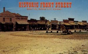 Boot Hill Dodge City KS 1966