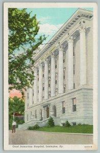 Lexington Kentucky~Good Samaritan Hospital~Vintage Postcard