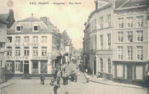 Belgium Hasselt Hoogstraat 02.38