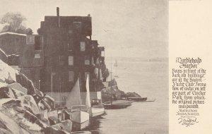MARBLEHEAD , Massachusetts, 1910-20s ; Harbor