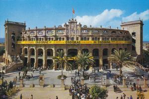 Spain Palma de Mallorca Plaza de Torres