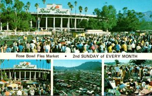 California Pasadena Rose Bowl Flea Market 2nd Sunday Of Every Month