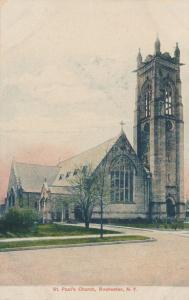 St Paul's Episcopal Church, Rochester, New York - DB