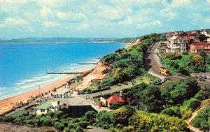 Vintage 70s/80s Dorset Postcard, Alum Chine, Bournemouth, Sun, Sea, Sand DA0