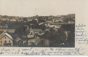 RP: FRANKLIN FALLS , New Hampshire , 1908