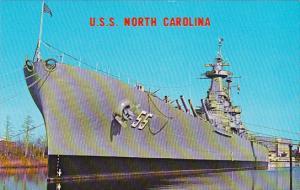 U S S North Carolina Battleship Memorial