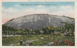 ATLANTA , Georgia , PU-1942 ; Stone Mountain