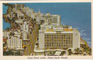 Florida Miami Beach Ocean Front Hotels
