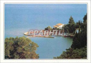 Postcard Modern Greece Ionian Islands Corfu Corfu Ionian Islands in northwest...