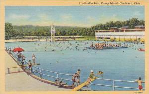 Ohio Cincinnati Sunlite Pool Coney Island