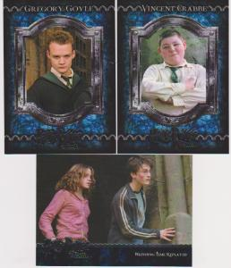 HARRY POTTER AND THE PRISONER OF AZKABAN COLLECTORS CARDS - 636