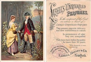 Victorian Trade Card Approx size inches = 3.25 x 4.5 Pre 1900