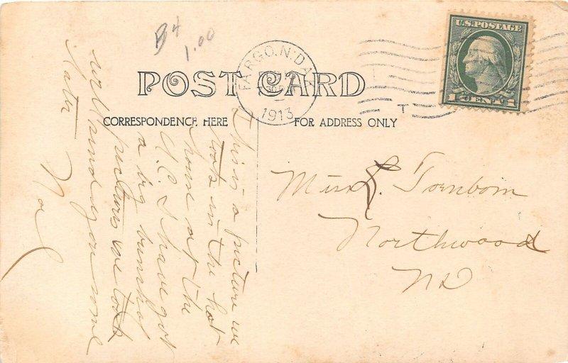 G58/ Interesting RPPC Postcard c1910 Greenhouse Men Occupational 6
