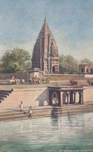 BENARES , India , 00-10s ; Temple of Ramnagar ; TUCK 7239