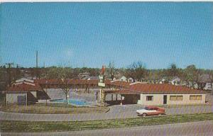 Texas Denison Cardinal Inn Motel And Restaurant