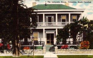 South Carolina Columbia The Lafayette House
