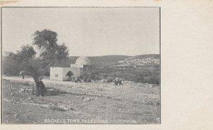 Rachel's Tomb , Palestine , 00-10s