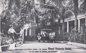 Bahamas Nassau Royal Victoria Hotel