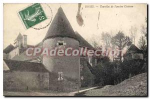 Postcard From Old Diges Turrets Chateau your old one