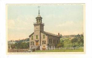 Mackinac Island, Michigan,  00-10s ; Old Mission Church