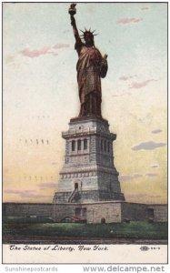 The Statue Of Liberty New York City New York 1962
