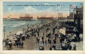 Million Dollar Pier Atlantic City NJ 1919