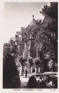 RP, La Cathedrale, L'Abside, Chartres (Eure et Loir), France, 1920-1940s