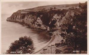 RP; Aerial View, Beer Cove, Devon, Englnd, United Kingdom, 10-20s